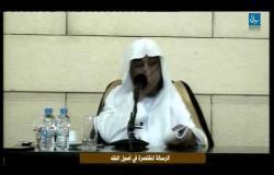 Embedded thumbnail for يوم علمي بعنوان : شرح المختصر في أصول الفقه للعلامة عبد الرحمن السعدي - الجزء الأول