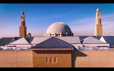 Embedded thumbnail for فيلم تعريفي - جوامع سليمان الراجحي بالرياض